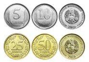 Годовой набор монет Приднестровья 2019 год