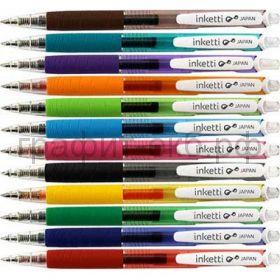 Ручка гелевая Penac INKETTIl ассорти ВA3601
