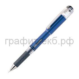 Ручка гелевая Pentel K230-A HYBRID GEL GRIP DX 1.0 черная