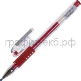 Ручка гелевая Pilot BLGP-G1-5 GRIP красная