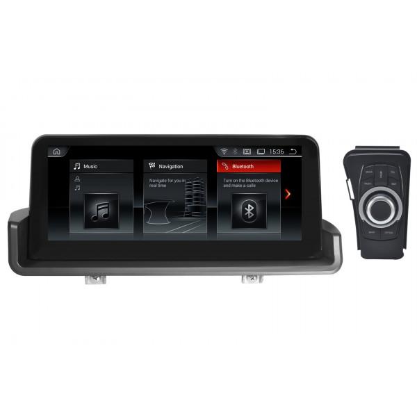 """Штатная магнитола Parafar PF8273i  с IPS матрицей 10.25"""" для BMW 3 серия E90/E91/E92/E93 2005-2012 на Android 8.1.0"""