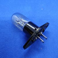 Лампа для микроволновой печи 25W прямые контакты