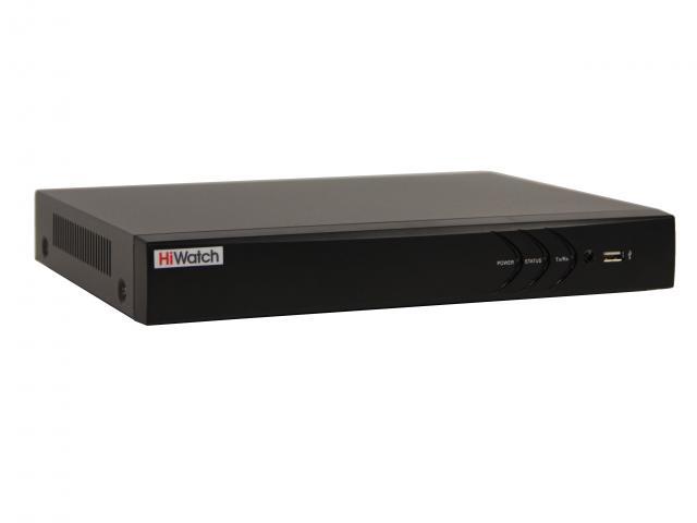 Видеорегистратор HiWatch DS-H208TA