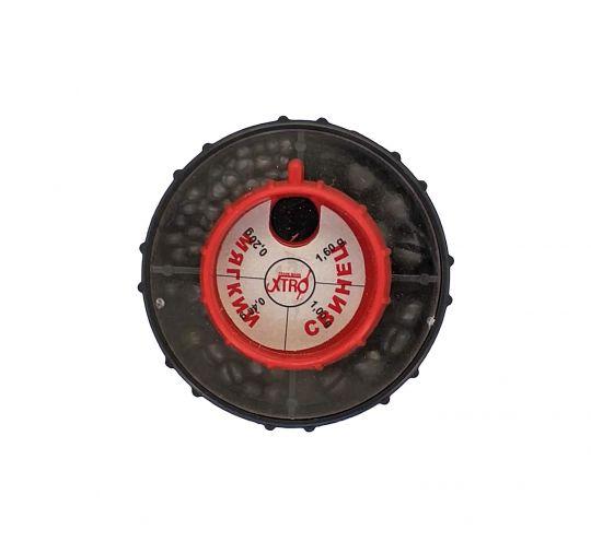 Груз набор Xtro 50 мягкий свинец