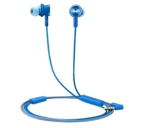 Наушники Huawei  AM17 Monster 2 Headphone Blue
