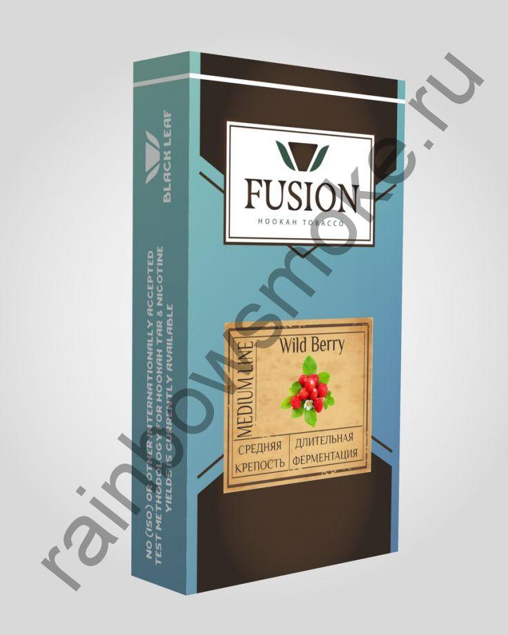 Fusion Medium 100 гр - Wild berry (Лесная Ягода)