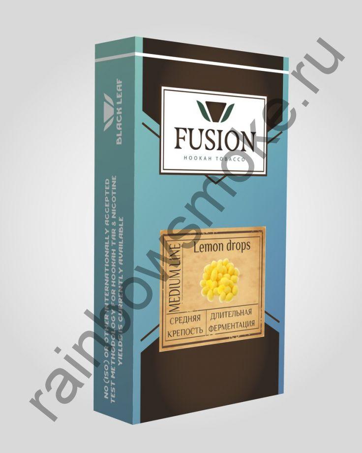 Fusion Medium 100 гр - Lemon Drops (Лимонные Леденцы)