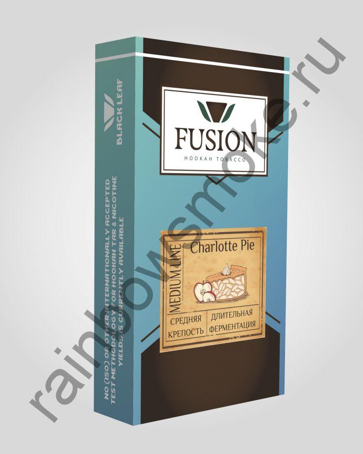Fusion Medium 100 гр - Charlotte Pie (Шарлотка)