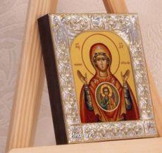 Знамение икона БМ (9х10,5см)
