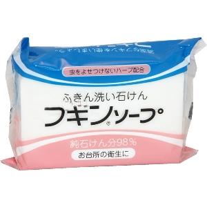 Kaneyo Мыло хозяйственное для удаления масляных пятен на основе натуральных компонентов отпугивающее насекомых 135 гр