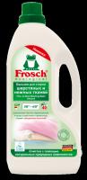 Жидкое средство для стирки Frosch для деликатных тканей 1,5 л