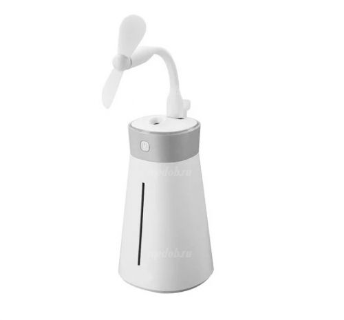 Увлажнитель воздуха Baseus slim waist humidifier with accessories (White) DHMY-B02