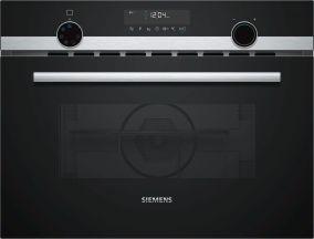 Встраиваемая микроволновая печь с грилем Siemens CM585AMS0
