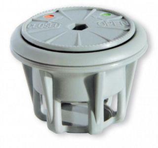 Стравливающий клапан VA-100 270/230 мбар, серый