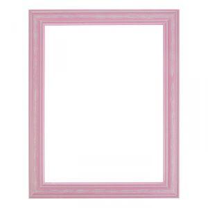 Рама для зеркал и картин, 30 х 40, ширина 4,2 см, Polina, розовая