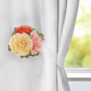 Подхват для штор «Розы»