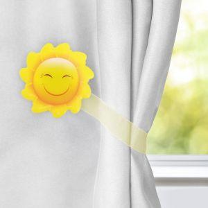 Подхват для штор «Солнышко»
