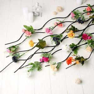 """Декор тинги """"Садовые цветы"""" 150 см (цена за штуку) микс   4735721"""