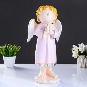 """Копилка """"Ангел"""" розовый 40х21х14см   4646163"""