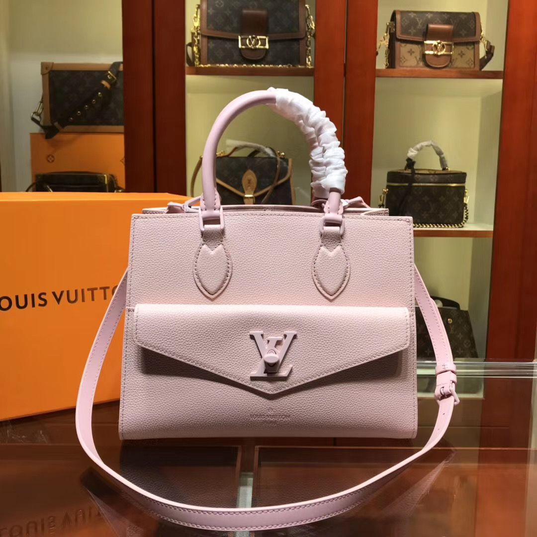 Louis Vuitton Lockme Tote