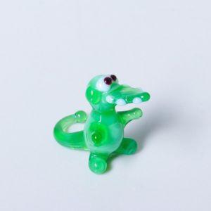 "Сувенир из стекла ""Крокодил Гена""   4574615"