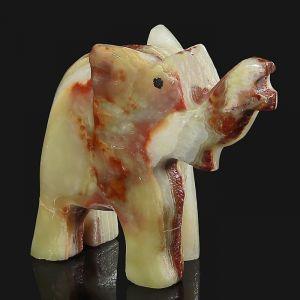 Сувенир «Слон», оникс 3400459