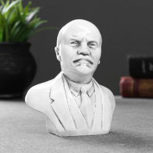 Бюст Ленина, серый 9х8,5х5   4783495