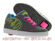 Роликовые кроссовки Heelys Vopel HE100194