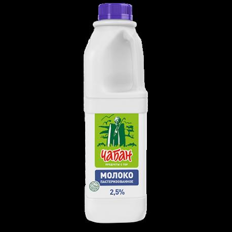 "Молоко ""Чабан"" 2,5% , 1л, канистра"