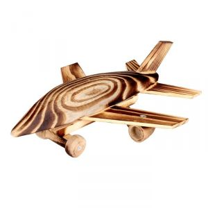 """Сувенир из дерева """"Истребитель"""" 1670399"""
