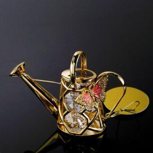 Сувенир «Лейка с бабочкой», 8?3?5 см, с кристаллами Сваровски 692734