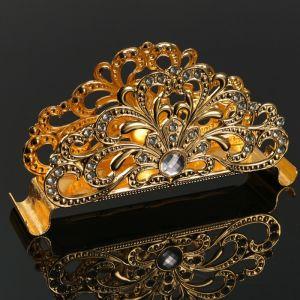 Салфетница «Ажур», 14?3?7 см, с кристаллами Сваровски   4552526