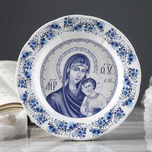 """Тарелка  """"Богородица"""" 17,5 см   3270893"""
