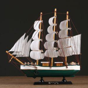 Корабль сувенирный средний «Эллада», микс, 452033
