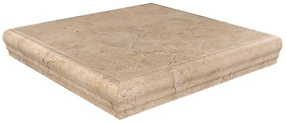 SG158300R/GR/AN | Ступень угловая Фаральони песочный