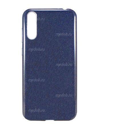 Силиконовый чехол NEYPO BRILLIANT для XIAOMI Mi 9 (Blue)