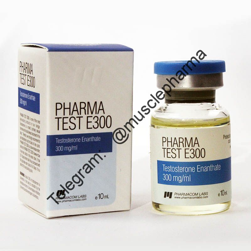 PHARMATEST E 300 (PHARMACOM LABS). 300mg/ml 10ml* 1 флакон