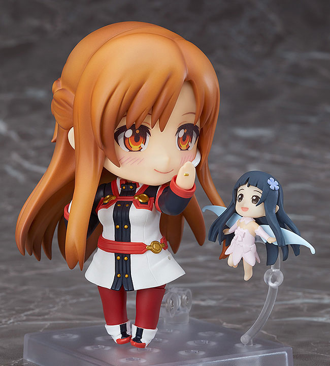 Асуна и Юи / Nendoroid Sword Art Online the Movie: Ordinal Scale - Asuna Ordinal Scale Ver. & Yui