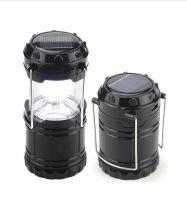 Складной кемпинговый фонарь 3 в 1, 14 см, чёрный
