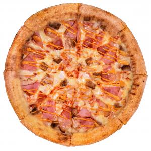 Пицца Мясная 563г