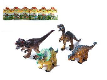 Фигурка Динозавра 9 см, в ассорт.