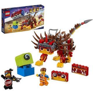Констр-р LEGO Movie Ультра-Киса и воин Люси