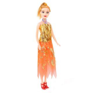 Кукла в бальном платье, 28 см, в ассорт.