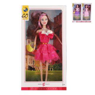 Кукла Модница 28 см, в ассорт., в компл.1 аксесс., кор.