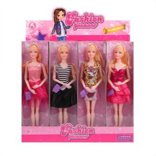 Кукла Модница 29 см, в ассорт., в компл.1 аксесс., кор.