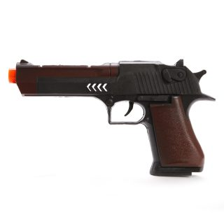 Пистолет с трещ., пакет