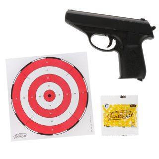 Пистолет детский пневматический, пакет