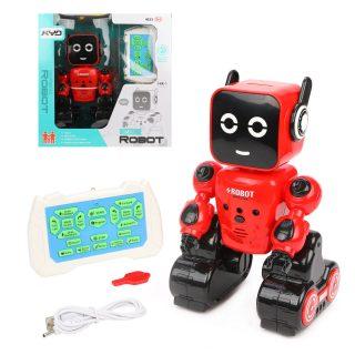 Робот р/у, свет, звук, аккум.встр., USB шнур, эл.пит.АА*2шт.не вх.вкомплект, коробка
