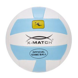 Мяч волейбольный X-Match 2 слоя, ПВХ, машин. сшив., резин. камера