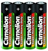 Батарейка AAA солевая Camelion